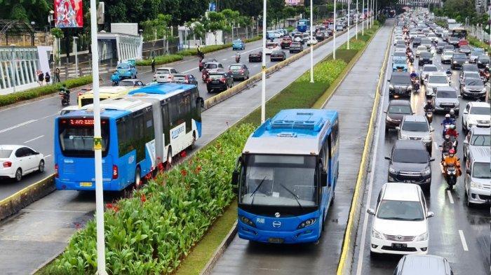 Aplikasi Tije Punya Fitur Baru, Jadwal Kedatangan Bus Transjakarta Bisa Dimonitor Real Time