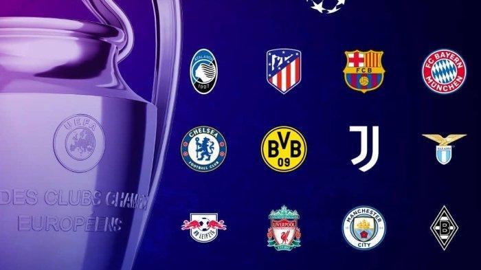 JADWAL Siaran Langsung Liga Champions Malam Ini: Penentuan Nasib Madrid & Atalanta, Live SCTV