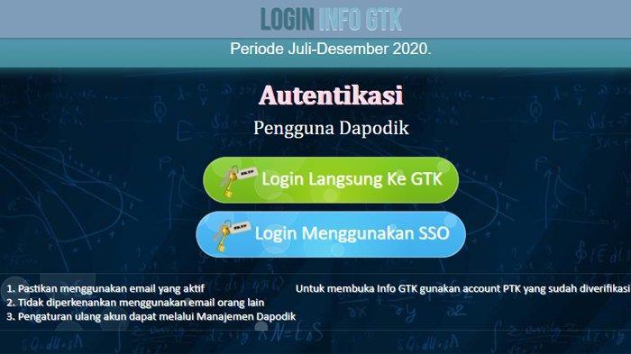 Login info.gtk.kemdikbud.go.id: Cek BSU Guru Honorer Rp 1,8 Juta, Ini Syarat dan Cara Pencairannya