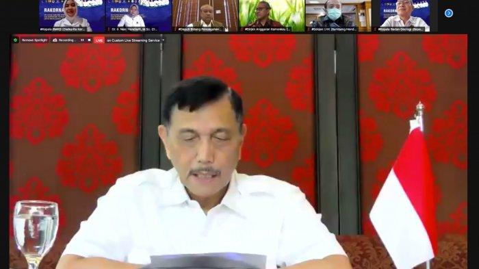 Luhut Mengaku Jadi Inisiator Omnibus Law UU Cipta Kerja, Ajak Diskusi Mahfud MD dan Sofyan Djalil