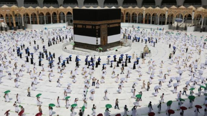 Menteri Agama: Arab Saudi Belum Tentukan Kewajiban Vaksinasi Bagi Jemaah Haji