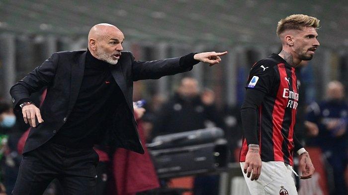 AC Milan Dipaksa Imbang Sampdoria, Gagal Pangkas Poin Inter, Pioli: Kami Bermain Tanpa Ritme